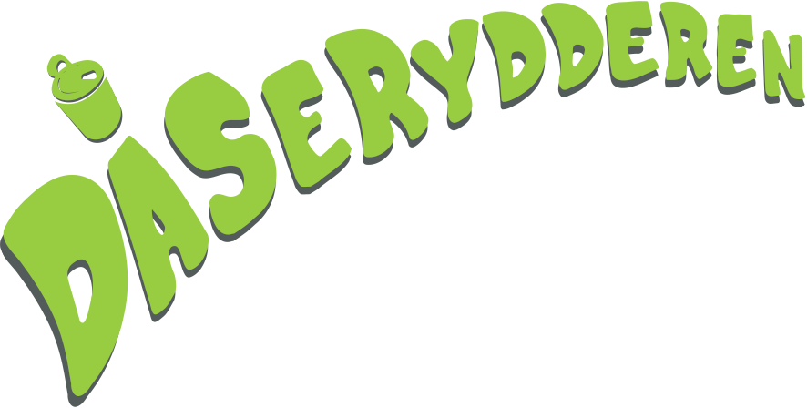 Dåserydderen logo
